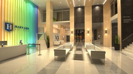 harvard-lobby