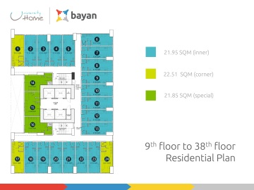 uHome floor plan 9-38
